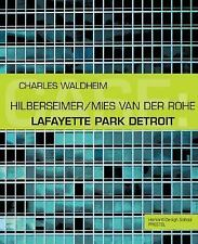 Case: Lafayette Park Detroit, Arts & Photography, Architecture, , New, 2004-06,