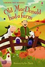 Old MacDonald Had a Farm by Usborne Publishing Ltd (Hardback, 2009)
