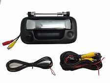 Ford Tailgate Handle Backup Camera F150 F250 F350 F450 F550  2005-2014 Color CCD