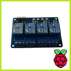 4 Kanal Relay Modul Relais Karte 5V Optokoppler 4-Channel Arduino Raspberry Pi
