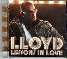 (DX71) Lloyd, Lessons In Love - 2008 CD
