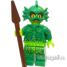 M152 Lego Monster Fighters Swamp Creature Minifigure from 9461 NEW