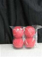 "SPONGE BALLS - Goshman - 3"" - Red For Magic Tricks"