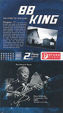 B.B. King : The story of blues (2 CD + 20 page booklet)