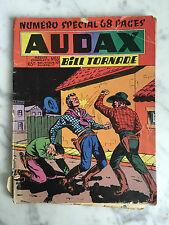 Audax Bill Tornade n°63 1957