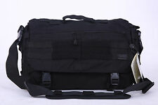 5.11 Tactical Rush Delivery Lima Messenger Bag - Black - New with tags