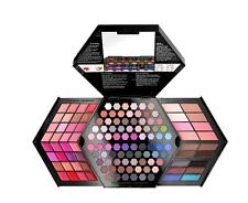 SEPHORA GEOMETRICOLOR PALETTE 130 COLOR BLOCKBUSTER MAKEUP PALETTE BNIB