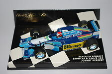 Minichamps F1 1/43 BENETTON FORD B194/B195 SHOWCAR JOHNNY HERBERT