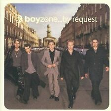 By Request Boyzone MUSIC CD