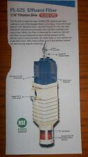 Polylok Effluent Filter PL-525 (NEW) Septic Tank Accessories For Septic Systems