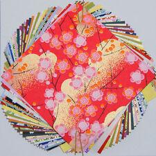 40 Bl. 10cm Origami Japanisches Büttenpapier Japan Papier Washi Faltpapier