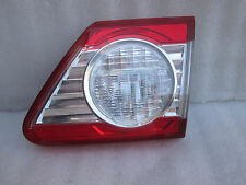 Toyota Corolla S Taillight Rear Tail Reverse Lamp OEM 2011 2012 2013 Original