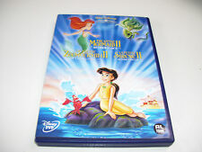 De Kleine Zeemeermin II 2 ( The Little Mermaid * Walt Disney  DVD 2006 *
