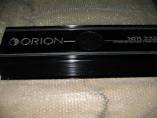 Amplificatore  Orion  XTR 2250 EXTREME POWER THE BEAST made in USA