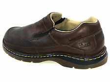 Dr Martens Orson 11198  Dark Brown Mens Slip-On Size 12  USA UK.11 EUR.46