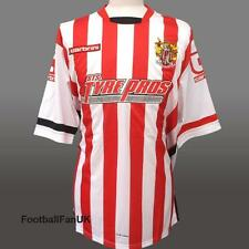STEVENAGE FC Official Carbrini Home Shirt 2015/16 NEW XL 15/16 Football Jersey