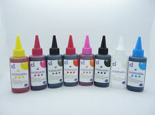 CISS CIS Compatible Refill Ink Sets Fits Epson Stylus Photo R800 R1800 NON-OEM