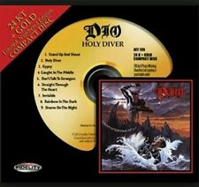 Dio - Holy Diver  Audio Fidelity Gold CD - Limited, Numbered Edition, Rare, OOP