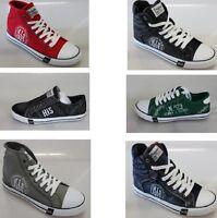 H.I.S Schuhe Canvas Sneaker Damen & Herren div. Modelle & Farben 36 - 46