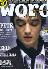 PETE DOHERTY / EELS / MALCOLM GLADWELL Word no. 27 May 2005