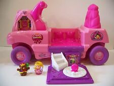 Fisher Price Little People Musical Princess Carriage Playset girls Ride On Toy