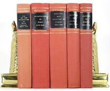 HISTORY OF ART SERIES BOOKS LOT OF 5 VOLS PAINTING SCULPTURE ARCHITECTURE HC