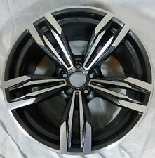 "BMW F12 F13 F06 M6 OEM 433 Style 20"" M Double Spoke Rear Wheel Gloss Turned NEW*"
