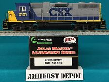 8968 Atlas HO GP 38 CSX DCC Locomotive  NIB