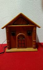 Radio Vintage Classic Collectors Edition bird house hipster cool retro rare Wood