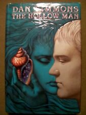 The Hollow Man by Dan Simmons (1992, Hardcover) FIRST EDITION, FIRST PRINT