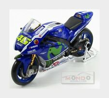 Yamaha Yzr-M1 #46 Motogp 2016 Valentino Rossi Blue White Maisto 1:18 MI31590ROS