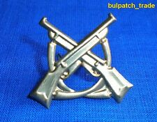 Bulgarian Army INFANTRY Pin BADGE Insignia for Shoulder boards