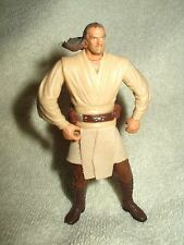 Star Wars Figure Qui-Gon Jinn 4 inch loose 1999