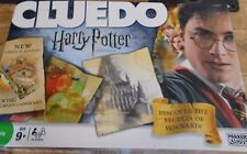 CLUEDO HARRY POTTER EDITION 2008 PARKER  no instructions otherwise complete