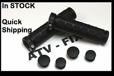 kfx 450 handle grips fly lock-grip handlebar locking grips lock grip atv grip
