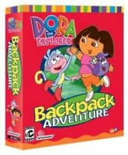 Dora the Explorer Backpack Adventure   Problem Solving Games   New in Retail Box