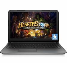 HP 17.3 Affordable Touch Gaming Laptop 8GB 1TB AMD Radeon R8 4GB Graphics Memory