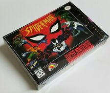 The Amazing Spider-Man (Super Nintendo Entertainment System, 1995)