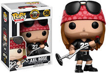 Music - Guns N Roses Axl Rose - Funko Pop! Rocks (Toy Used Very Good)
