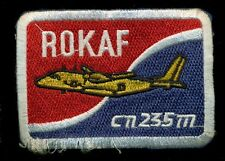 ROKAF Korean Air Force 235 Combat Search & Rescue SQ Patch K-1