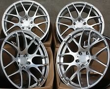 "18"" S 8+8.5 MS007 ALLOY WHEELS FIT BMW E46 E90 E91 E92 E93 Z3 Z4 F20 F21 F30 F31"