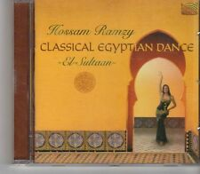 (FX687) Classical Egyptian Dance by Hossam Ramzy - 2003 CD