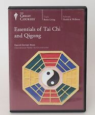 Great Courses - Essentials of Tai Chi and Qigong - 24 Lectures