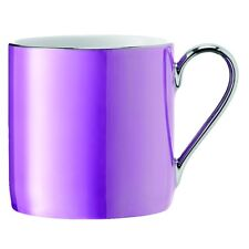 LSA Polka Mug 0.34L Raspberry - Set of 4