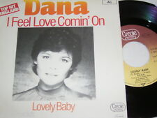 "7"" - Dana / I feel love comin on & Lovely Baby - 1982 MINT # 3722"