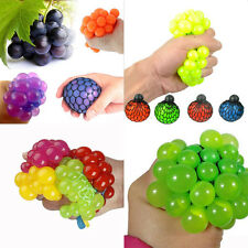 1x UVA SQUEEZE TOY GAG REGALO SQUISHY MESH BALL abreaction Toy regalo divertente BOY GIRL