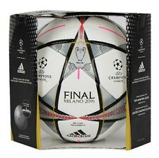 Fussball Adidas Final Milano 2016 OMB [Matchball Champions League] Spielball