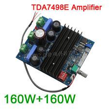 TDA7498E 160W+160W digital stereo amplifier board PBTL 220W mono AMP Verstärker