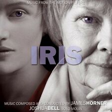 IRIS SOUNDTRACK CD MUSIC BY JAMES HORNER JOSHUA BELL