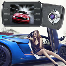 1080P HD CAR DVR Dash Cam Vehicle Video Camera Recorder IR Night Vision G-sensor